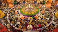 Diwali Annakut