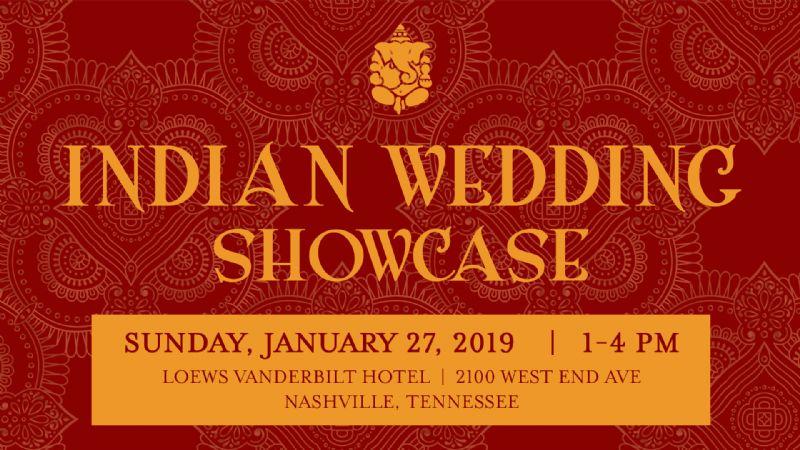 Nashville Indian Wedding Showcase